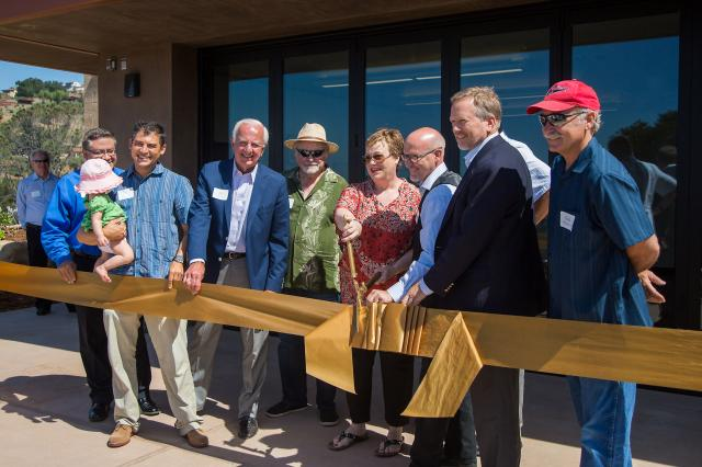 PCC Ribbon Cutting